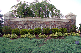 Trails of Governor's Hill
